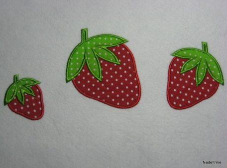 erdbeere-trio-applikation-3er-set