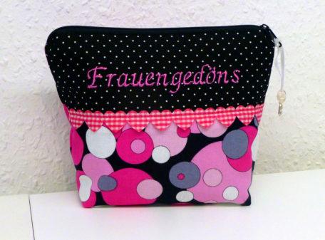 Frauengedöns front pink
