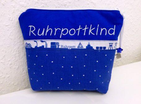 Ruhrpottkind front blau