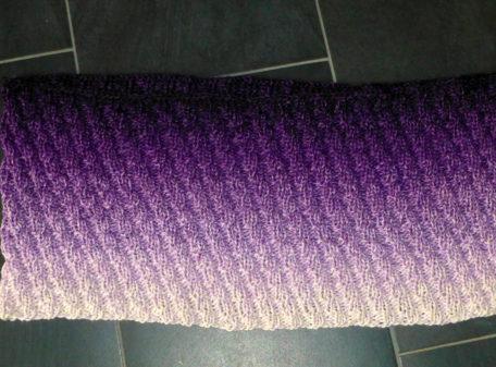 Loop Lila breit
