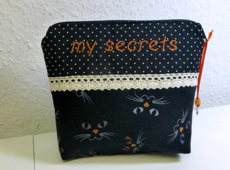 my secrets Front