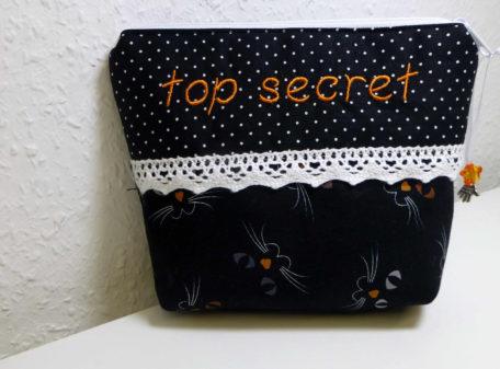 top secret front