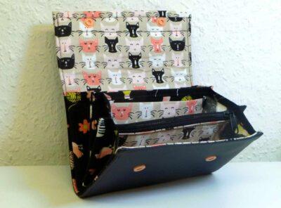 Geldbörse – Portemonnaie – Sweet cats