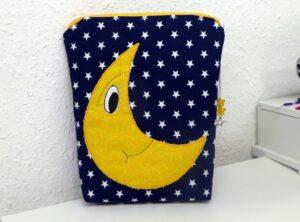 """Schminktäschchen """"Mond Luna"""""""