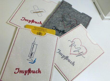 Impfbuch-4er-Set